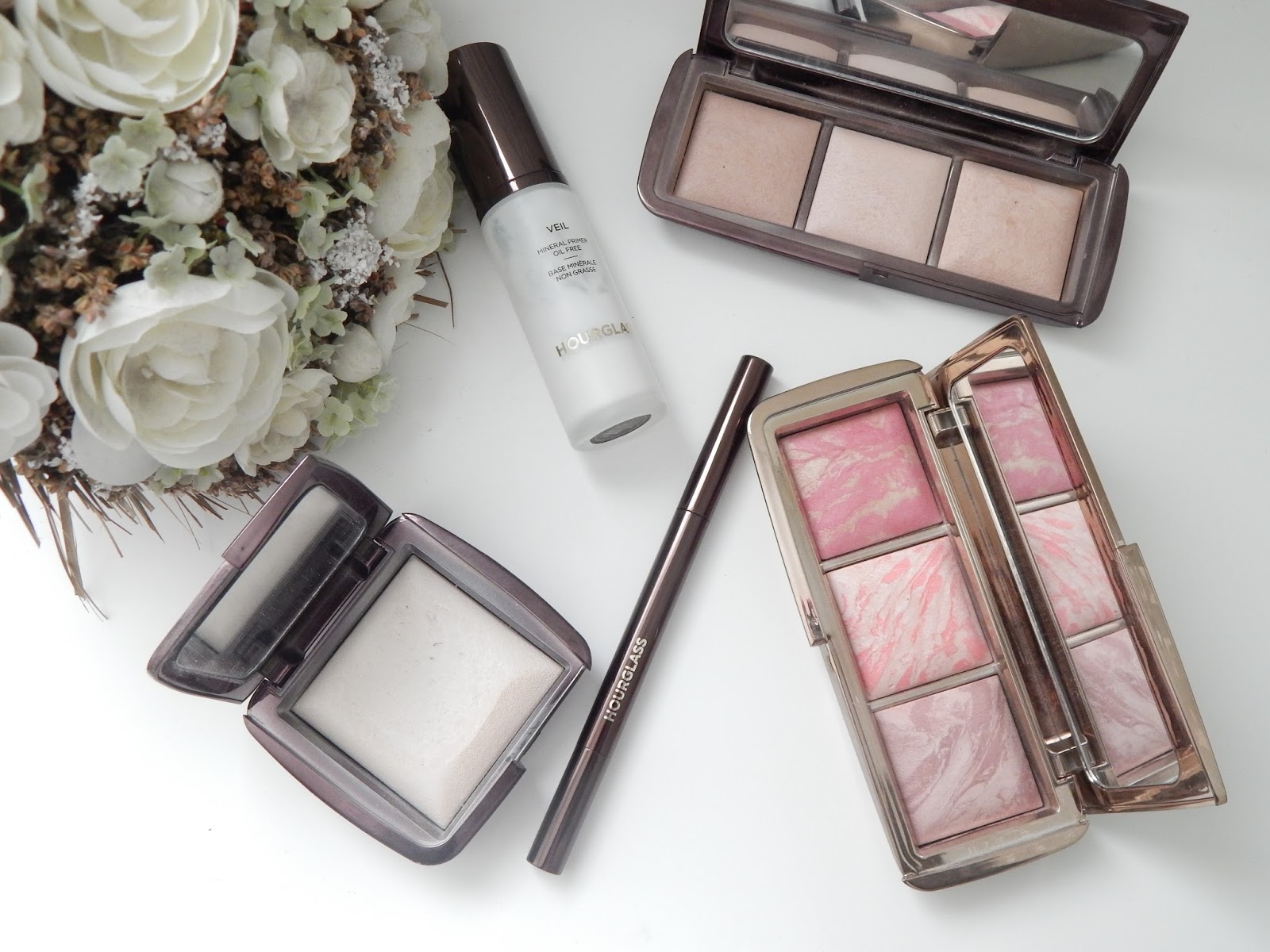 Top 5 Hourglass Cosmetics Products