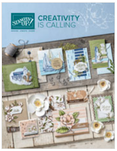 2018-2019 Stampin' Up! Catalogue