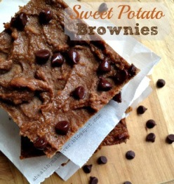 Recipes Sweet Potato Brownies