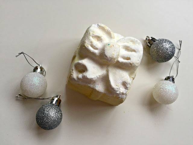 lush christmas haul