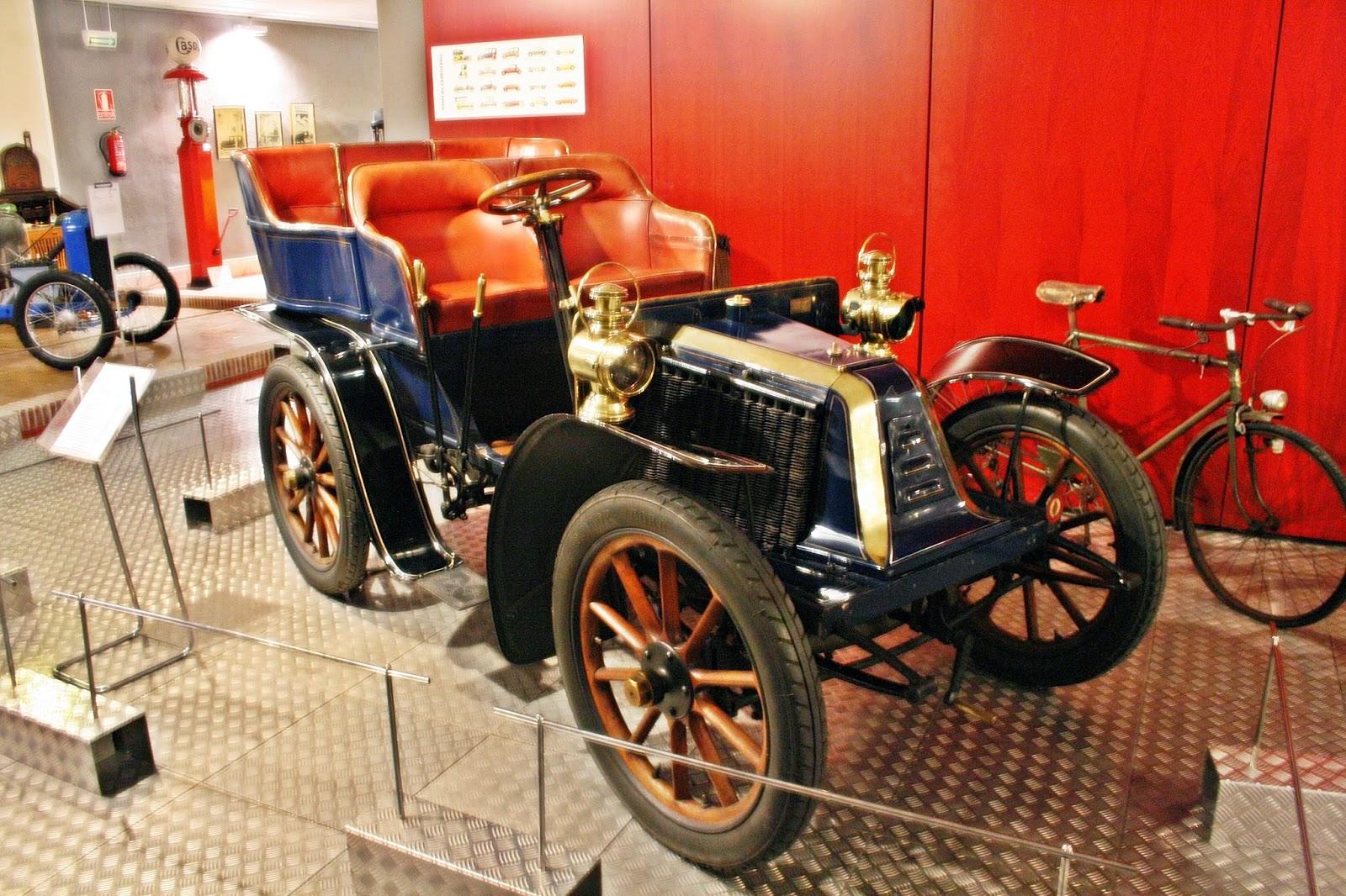 Tal d a como hoy en madrid 13 marzo 1902 se matricula - Matricula coche hoy ...