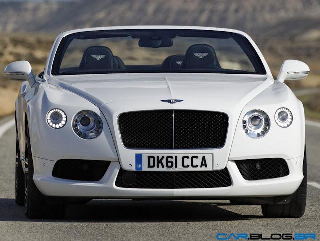2013 Bentley Continental GT V8 - conversível