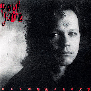 Paul Janz [Electricity - 1987] aor melodic rock music blogspot full albums bands lyrics