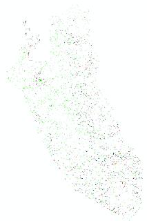Mapa de direccion flujo