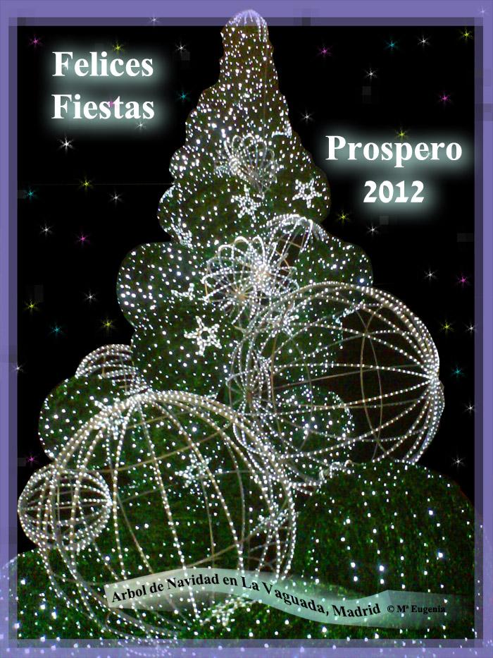 FELICES FIESTAS Navidad2011
