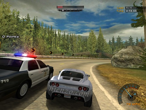 Need For Speed Hot Pursuit 2(crack and serial included)