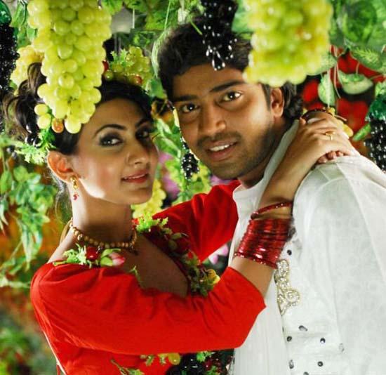 Action 3D movie heroine Neelam Upadhyaya stills pics7