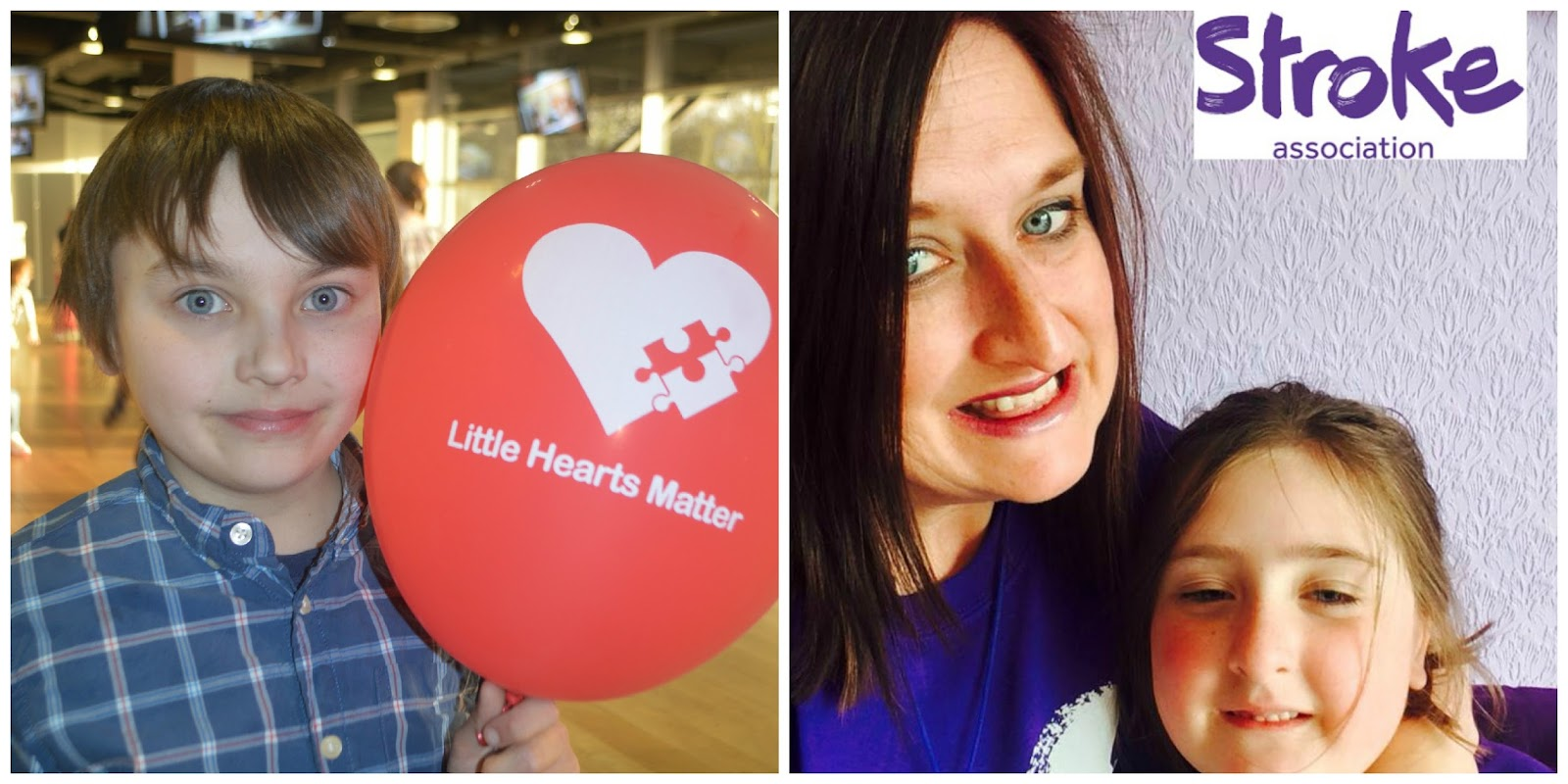 Little Hearts Matters The Stroke Association Charities