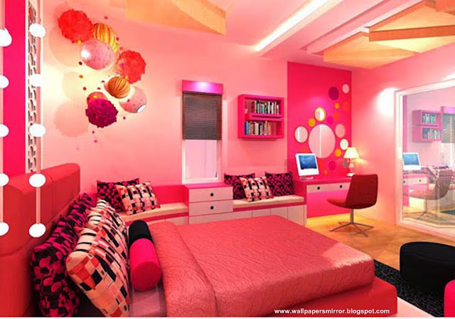 Top 10 Girls bedroom pretty designs