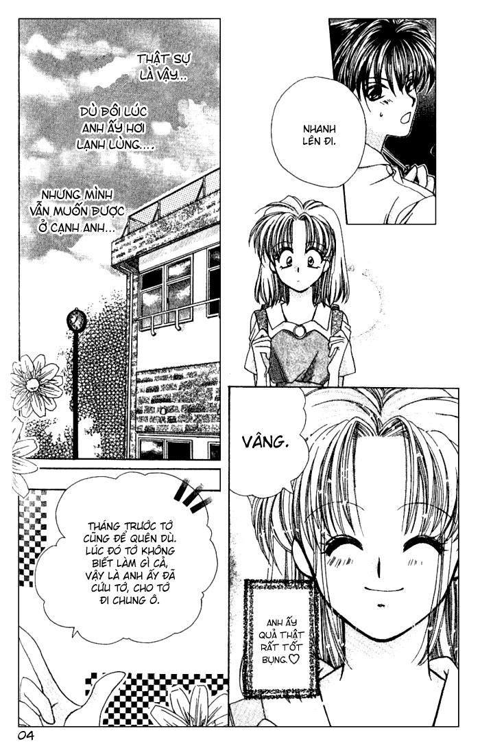 Ame no gogo wa Romance no Heroine chap 1 - Trang 5