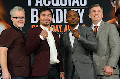 Who wins Pacquiao-Bradley III in Vegas? Check out FIGHT PICKS by Anson Wainwright on RingTV