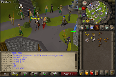 2007 RuneScape old school f2p