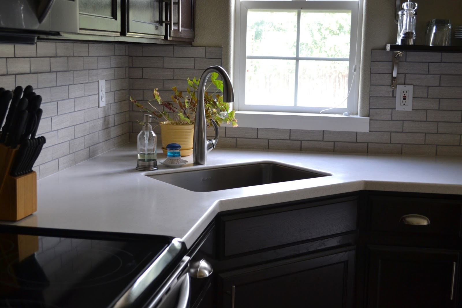 Superieur Magenta And Lime: Solid Surface Countertop Review: 6 Months. U003e