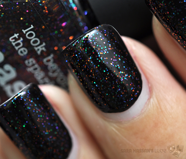 piCture pOlish Opulence Collection: Mask-a-rade (close up)