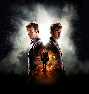 Day of the Doctor promotional poster