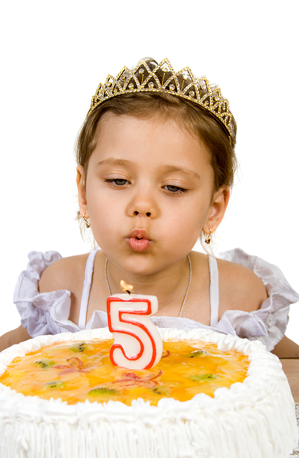 Birthday Cake Images For  Years Old Girl