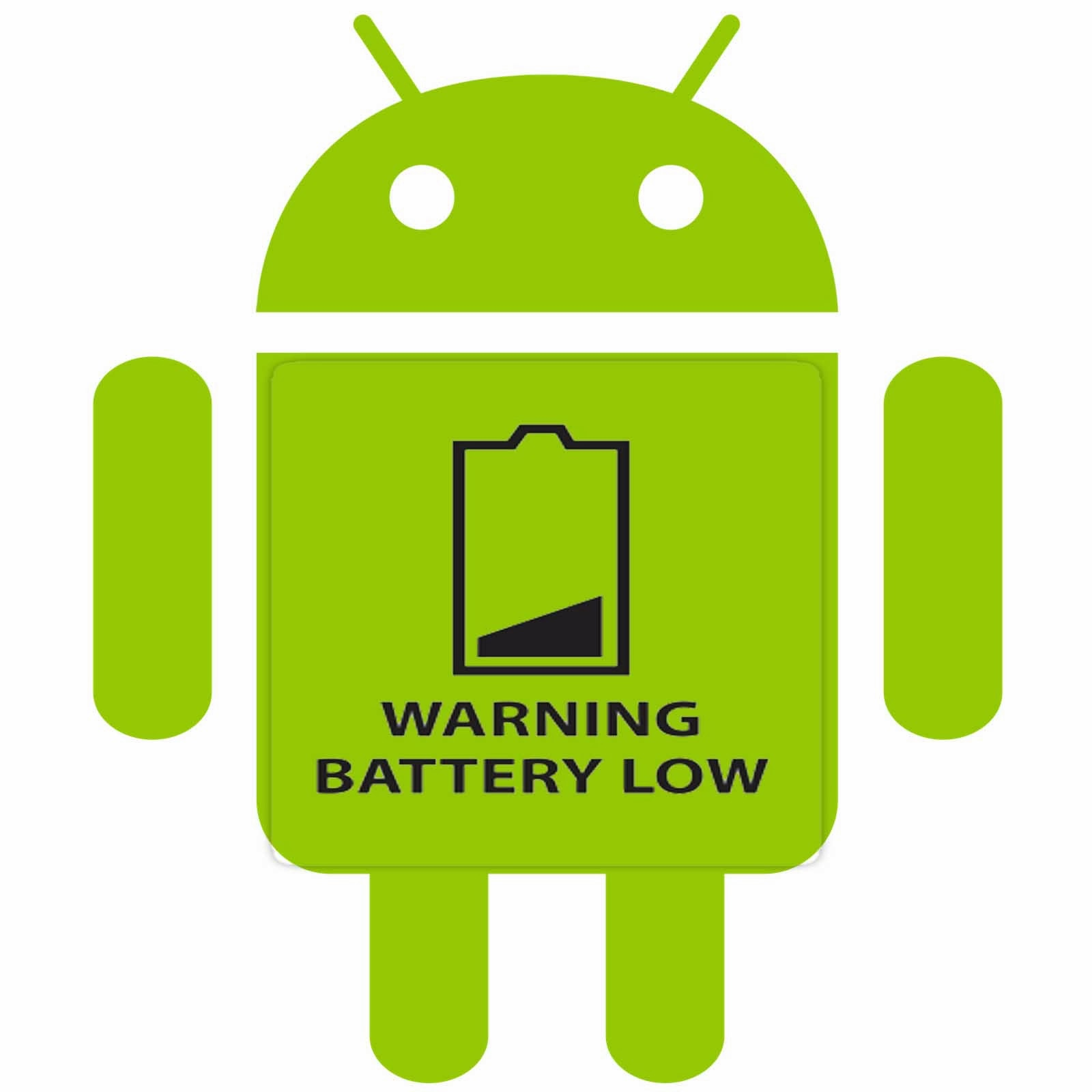 Android low battery