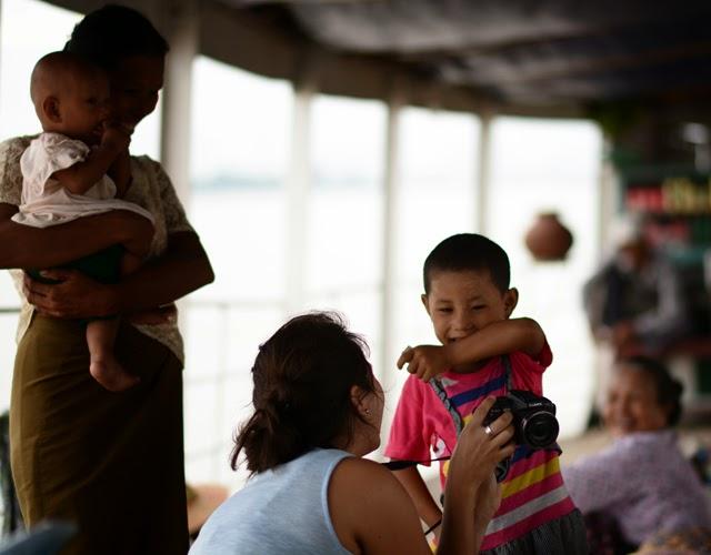 birmanie, voyage, portrait, photos de voyage, sourires