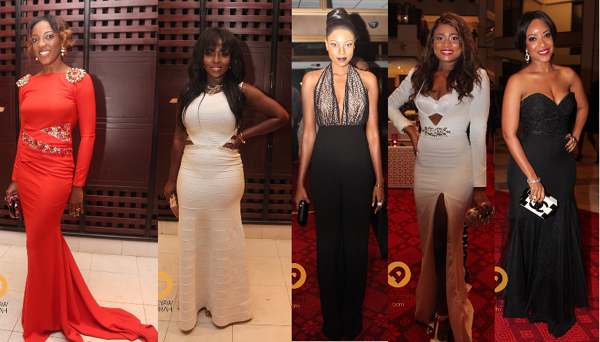 Ghana Movie Awards 2013! Who Wore It Best and Worst?