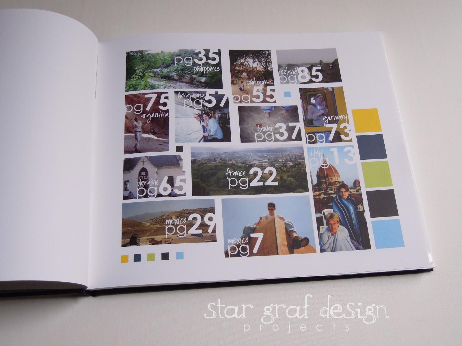 Travel Photobook Cover Ideas : My travel book using blurb