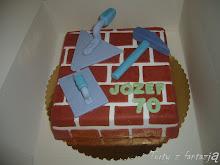 Tort dla murarza