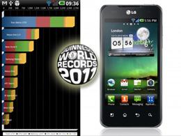 LG Optimus X2 smartphone dual core