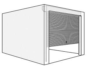 le blog de bien choisir sa porte de garage. Black Bedroom Furniture Sets. Home Design Ideas