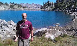 White Pine Lake Alta Utah