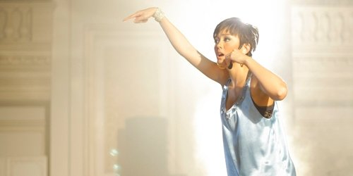 Agnes Monica Sexy Performance on Stage