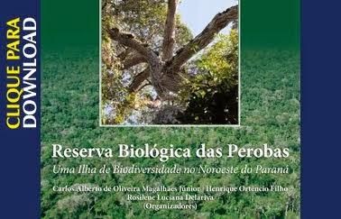 RESERVA BIOLÓGICA DAS PEROBAS