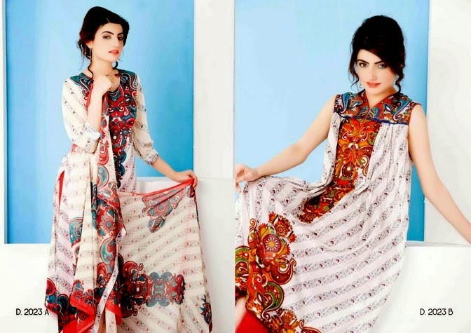 Queen Cotton Lawn Vol-2 by Sitara