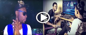Benji - Studio et Matériels DIASPORDC (Clip Officiel en HD)