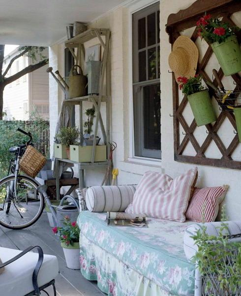 mobiliario jardim area: Seu Patamar, Varanda ou Pátio ~ Decoração e Ideias – casa e jardim
