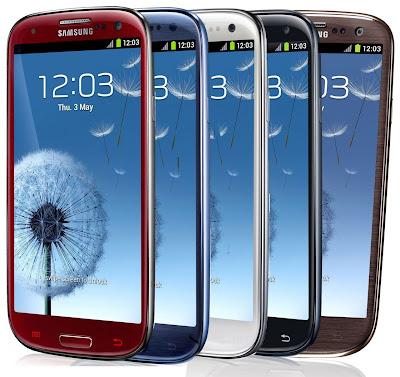 Samsung Galaxy S3 i9300 xách tay giá rẻ nhất.