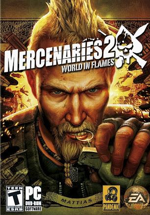 Mercenaries 2 World in Flames PC Repack R.G Catalyst