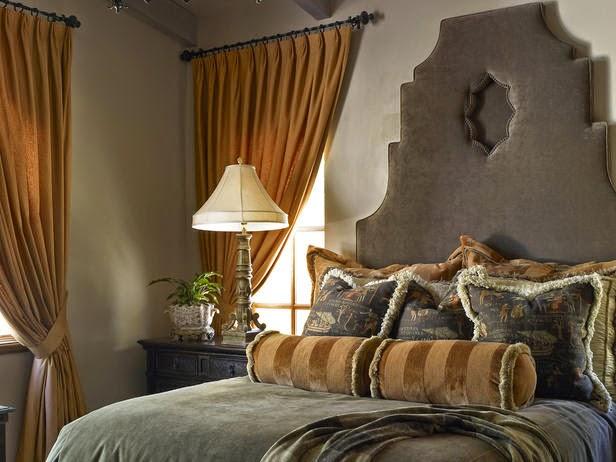 6175 ديكورات و اثاث غرف نوم   حوائط و الوان لغرفة نوم مودرن و كلاسيك