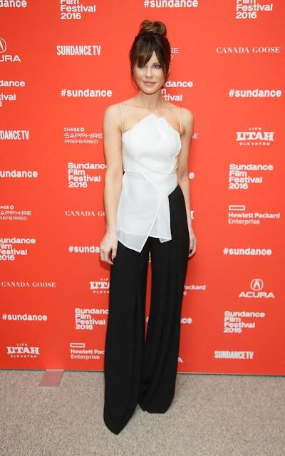 Kate Beckinsale at Sundance 2016