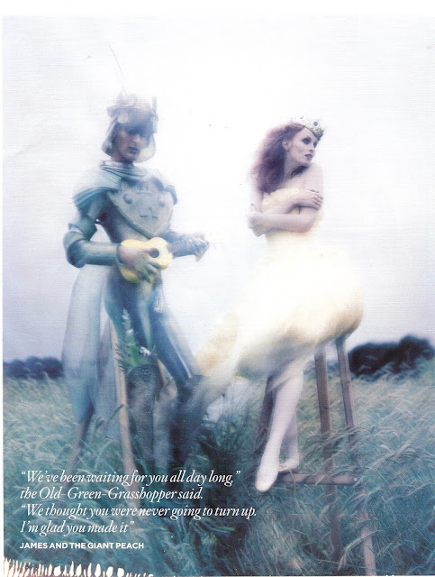 Tim Walker fairy tale photography