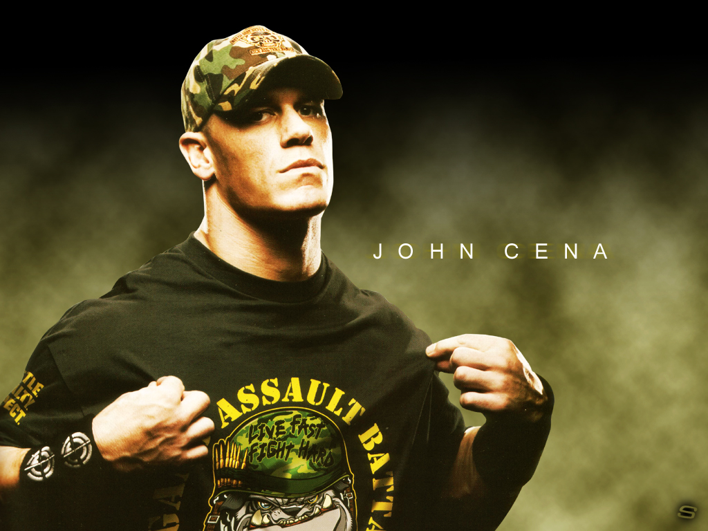 John Cena Hd Wallpapers 2012