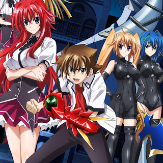 High School DXD New season 2