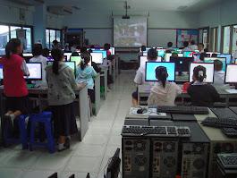 กิจกรรมห้องยูงทองไอที 2ที่โรงเรียนอนุบาลราชบุรี