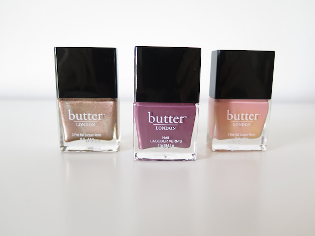 nail polish, butter london