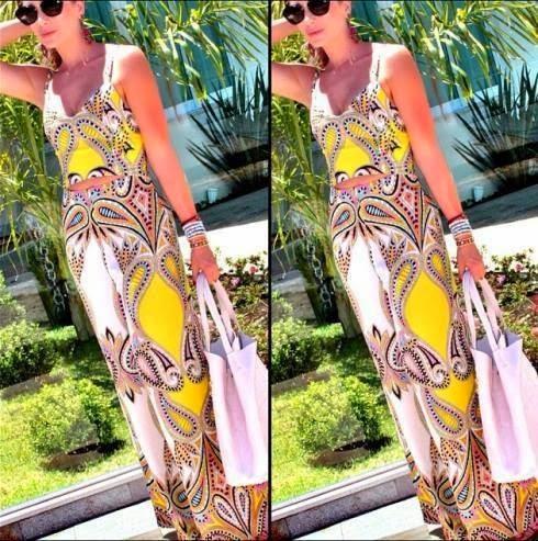Vestido de Festa Iorane - Empório Lulu