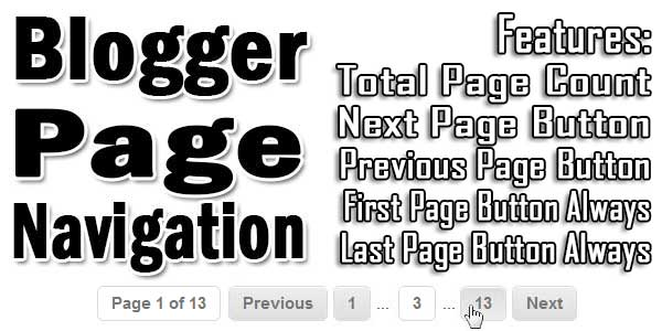 Page-Navigation-With-(NextPrev-PageCount)-For-Blogger