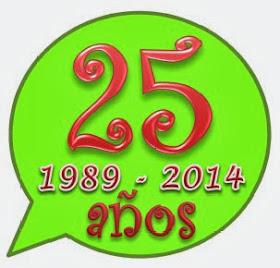 XXV Aniversario