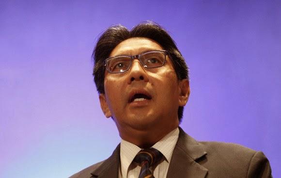 Ông Datuk Azharuddin Abdul Rahman - Cục trưởng Cục Hàng không Malaysia
