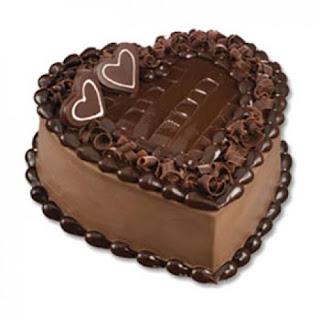 Chokoladekage til dig!