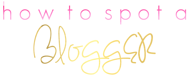 posts about blogging