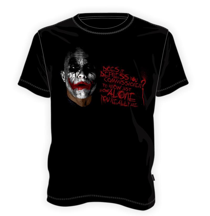 koszulka z Jokerem