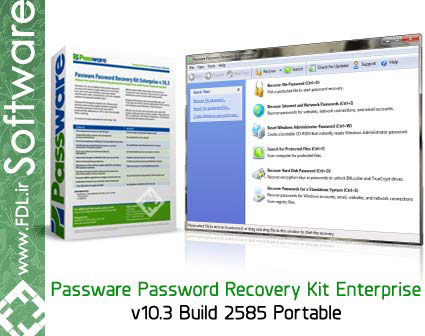 Passware Password Recovery